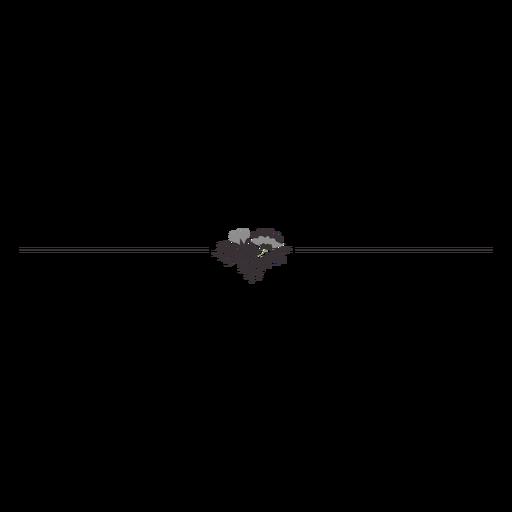 Descarga Este Linea Floral Adornado Divisor 3 Como Png Svg Eps O Psd Obten Esta Imagen Transparente Para T Text Dividers Bullet Journal Dividers Sewing Logo