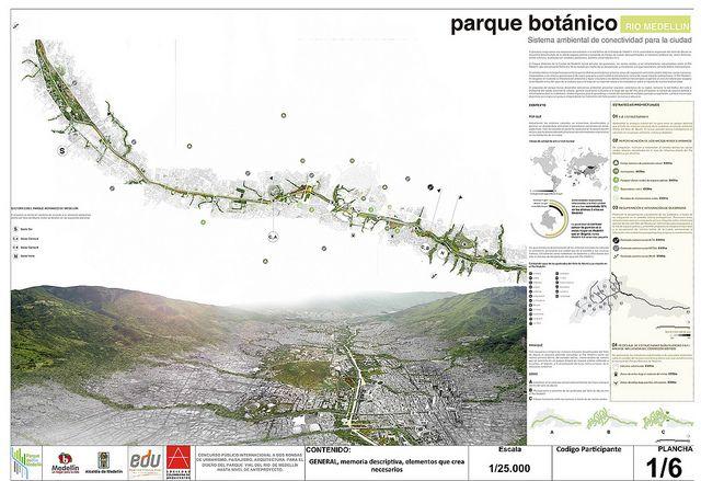 Propuesta seleccionada # 4 concurso Parque del Río Medellín