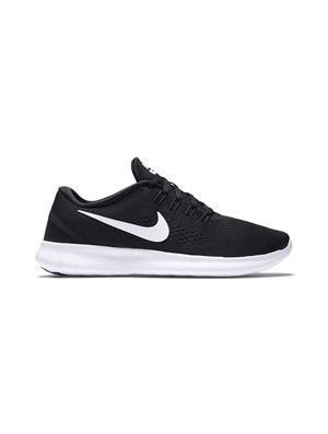 9579d8b066 NIKE รองเท้าวิ่งผู้หญิง Free RN 831509-001 ไซส์ US8 สีดำ-ขาว