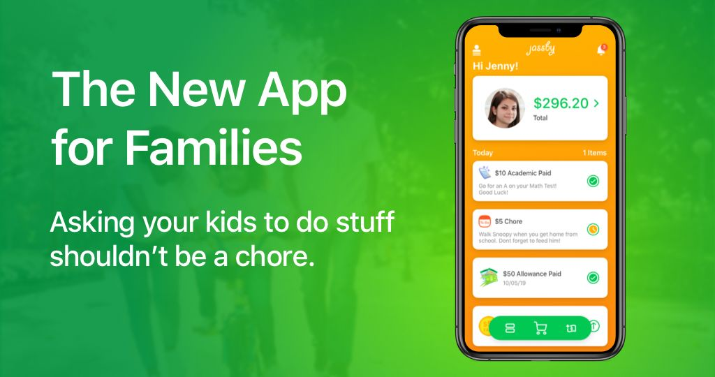 Jassby is a convenient and easy to use app for families