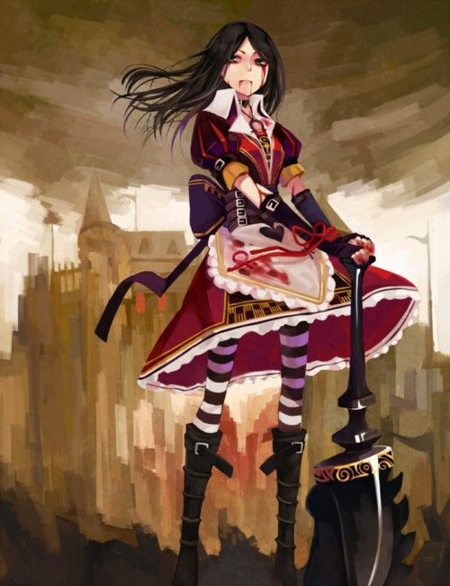 Fan Art of Alice:Madness Returns for fans of Alice: Madness Returns Fanclub.