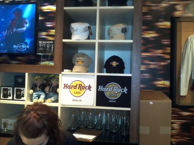 Hardrock Cafe Berlin Berlin Beer Store Cafe