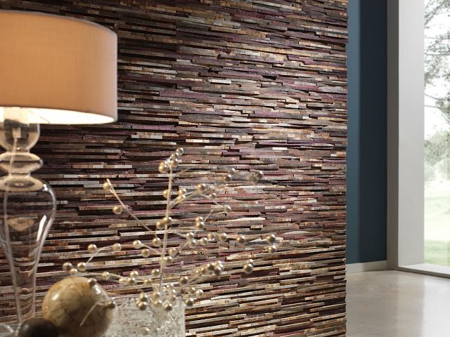 Brick Slate Effect Faux Stones Wall Coverings Wall Panels Contemporary Interior Interior Design Stone Walls Interior Faux Brick Walls Brick Interior Wall