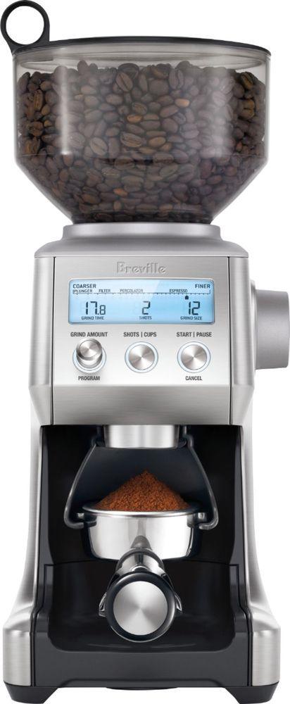 Breville The Smart Grinder Pro 12 Cup Coffee Grinder