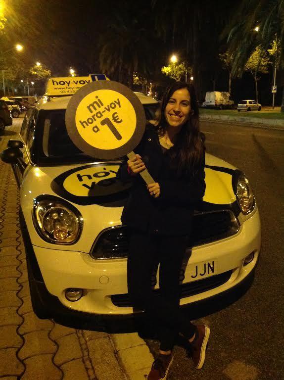 hora-voy de la setmana MARINA BUISAN!!! #hoyvoy #autoescuela #barcelona