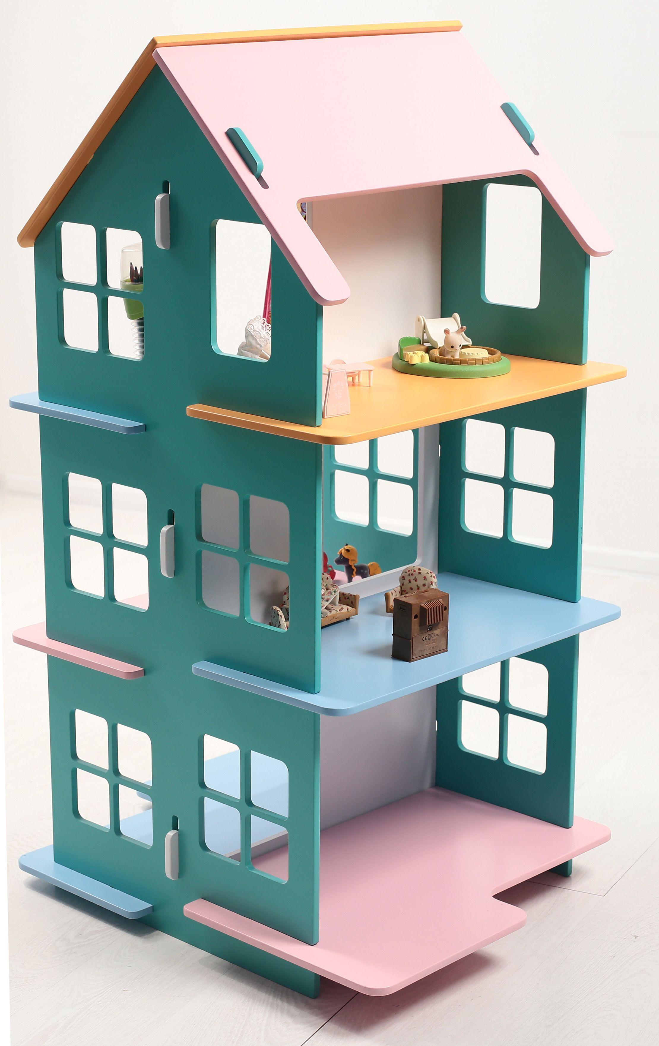 Wood toys hm pinterest casas de for Casa moderna kidkraft