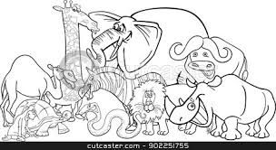 zoo clipart black and white Google Search Zoo animal