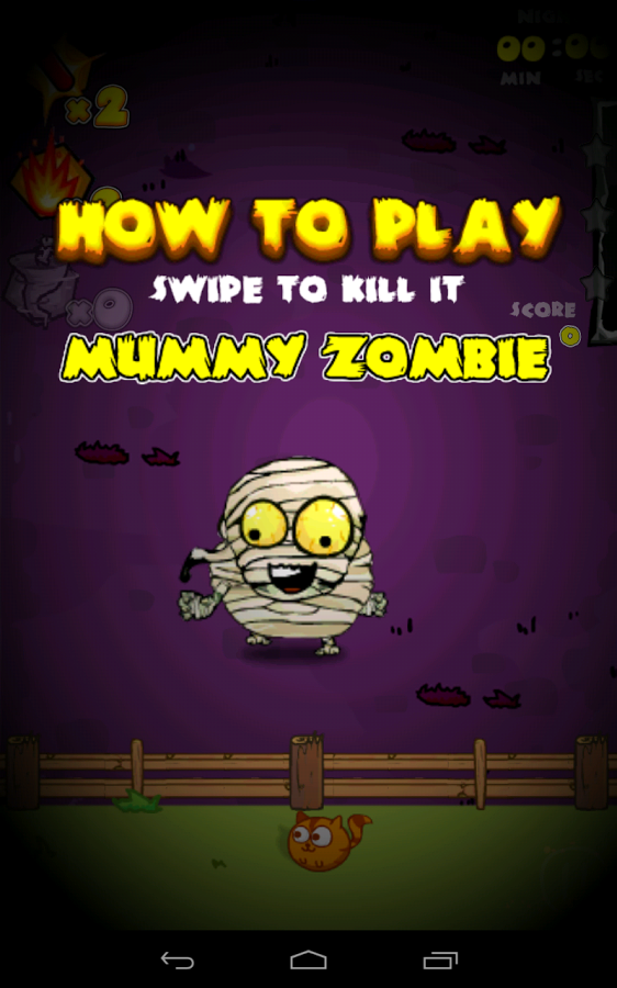 Nice Android game Games zombie, Android apps free
