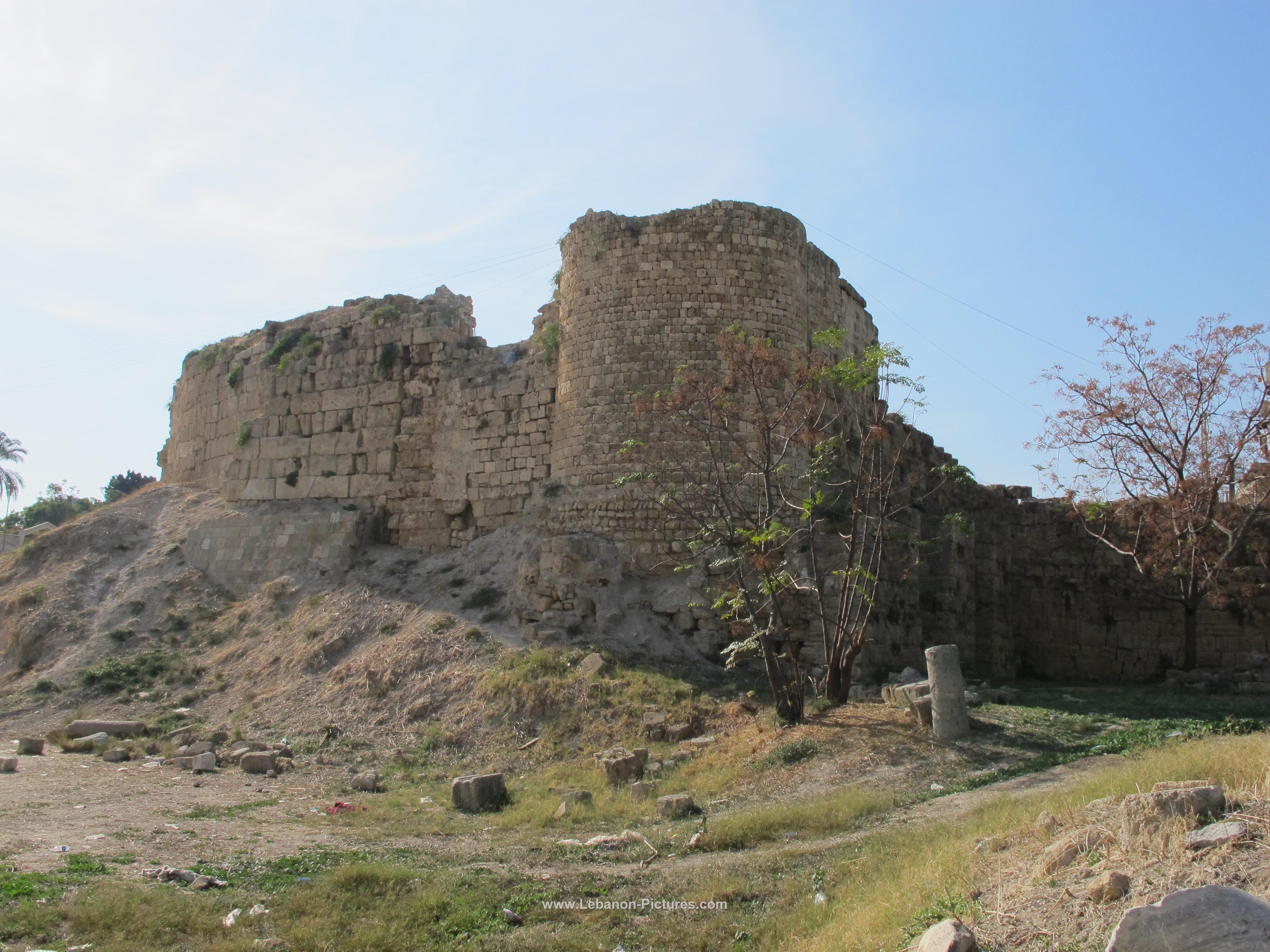 Land Fortress Saida