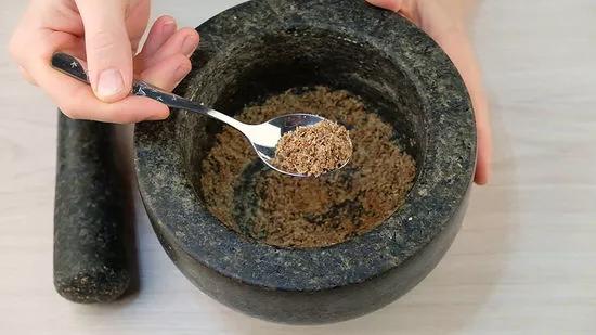 Ricetta Pancake Wikihow.How To Grind Flax Seed Flax Seed Seeds Flax
