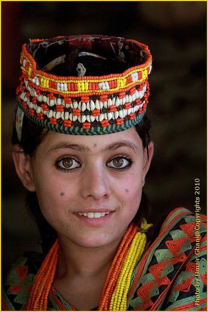KALASH GIRL by Ghani, Umair, via Flickr