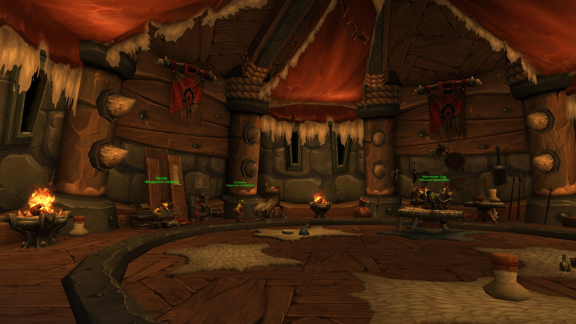 Great horde garrison hall level 3 awesome world of warcraft horde great horde garrison hall level 3 awesome world of warcraft horde images online malvernweather Image collections