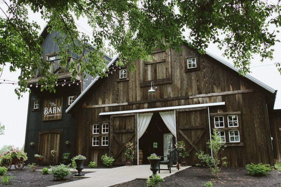 The Barn at Kennedy Farm - Indiana Wedding Barn venue ...