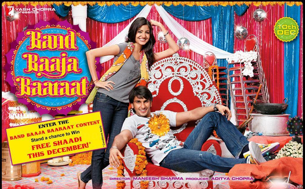 Band Baaja Baaraat 2010 Full Hd Movie Band Baaja Baaraat Band Baaja Baraat Hd Movies