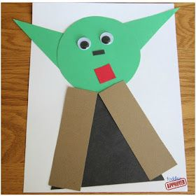 Star Wars Crafts and Activities for Kids is part of Kids Crafts Activities Star Wars - May the 4th be with you today as you do some Star Wars celebrating!! We never need an excuse to get dressed up in Star Wars gear and do some lightsaber dueling    but we sure love a holiday anyway  If you have some Star Wars obsessed kids (or adults) at your house, here are a few simple crafts, activities, and snacks to try out  SENSORY PLAY Star Wars Sensory Bottles by Little Bins for Little Hands Star Wars Galaxy Oobleck by Nerdy Mama Star Wars Playdough by Frugal Fun for Boys SNACKS Tie Fighter Snacks by Modern Mami Lightsaber Fruit Kabobs by Rookie Moms BB8 Caramel Popcorn by Mom Always Finds Out CRAFTS Darth Vader Shape Craft Make a DIY Lightsaber by Here Comes the Sun Blog R2D2 Shape Craft Yoda Shape Craft MOVEMENT ACTIVITIES Set up a Jedi Training station! Lightsaber duel each other or blow bubbles and lightsaber duel the bubbles or lightsaber duel balloons Play Lightsaber tag shared by Daze and Knights Set up some Star Wars Themed Nerf games shared by Frugal Fun for Boys Create a Jedi training course using chairs, boxes, tunnels, streamers, and other materials    like this Star Wars Jedi Training idea from Catch My Party Do you have any other favorite Star Wars themed activities you would add to this  I have too many to count!! But these are a few fun ones to start with! Love Star Wars Gear  Here are a few of our favorite Star Wars products to play with too!! (This post contains Amazon Affiliate links for your convenience) BB8 Droid Kylo Ren Lightsaber Luke Skywalker Lightsaber Jedi costume Yoda Costume Star Wars Mr  Potato Head How are you spending May the 4th  We are off to our town's special May the 4th Be With You celebration!! I can't wait!