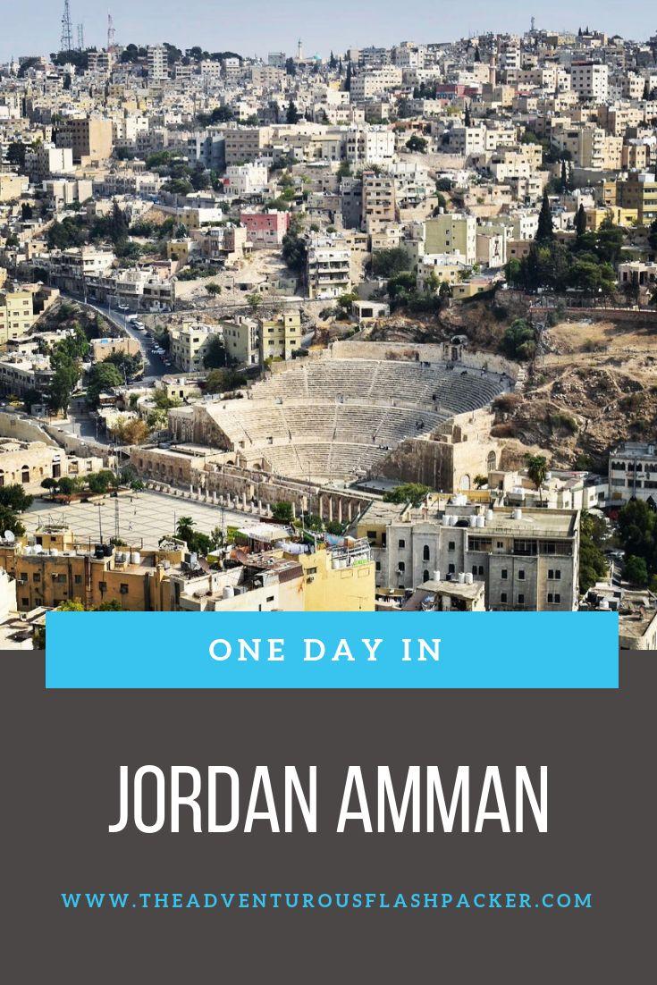 One Day in Amman Jordan