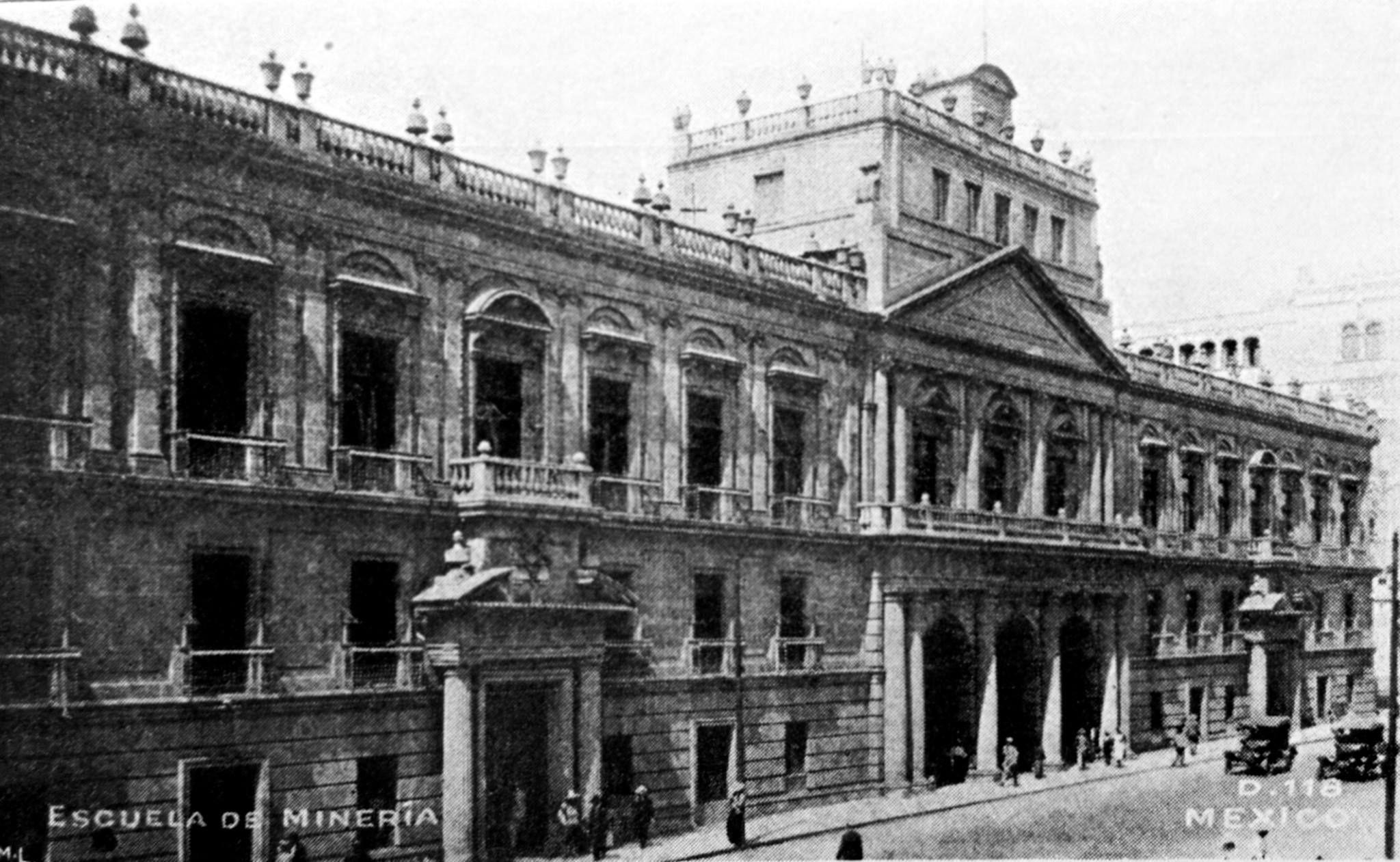 La escuela nacional de ingenieros en 1923 el real for Escuela de ingenieros