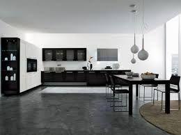 ديكورات شقق ابيض واسود 2015 Kitchen Design Decor Interior Design Kitchen Best Kitchen Designs