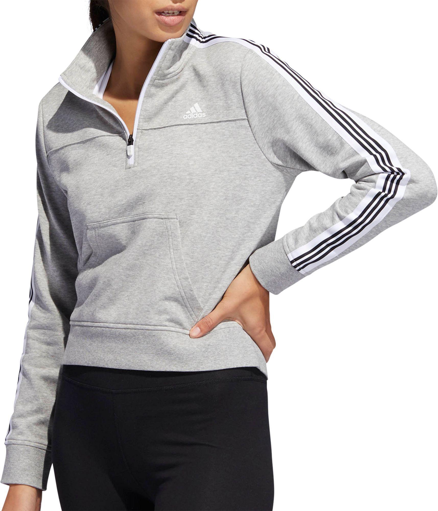 adidas Women's Changeover Half Zip Sweatshirt in 2019