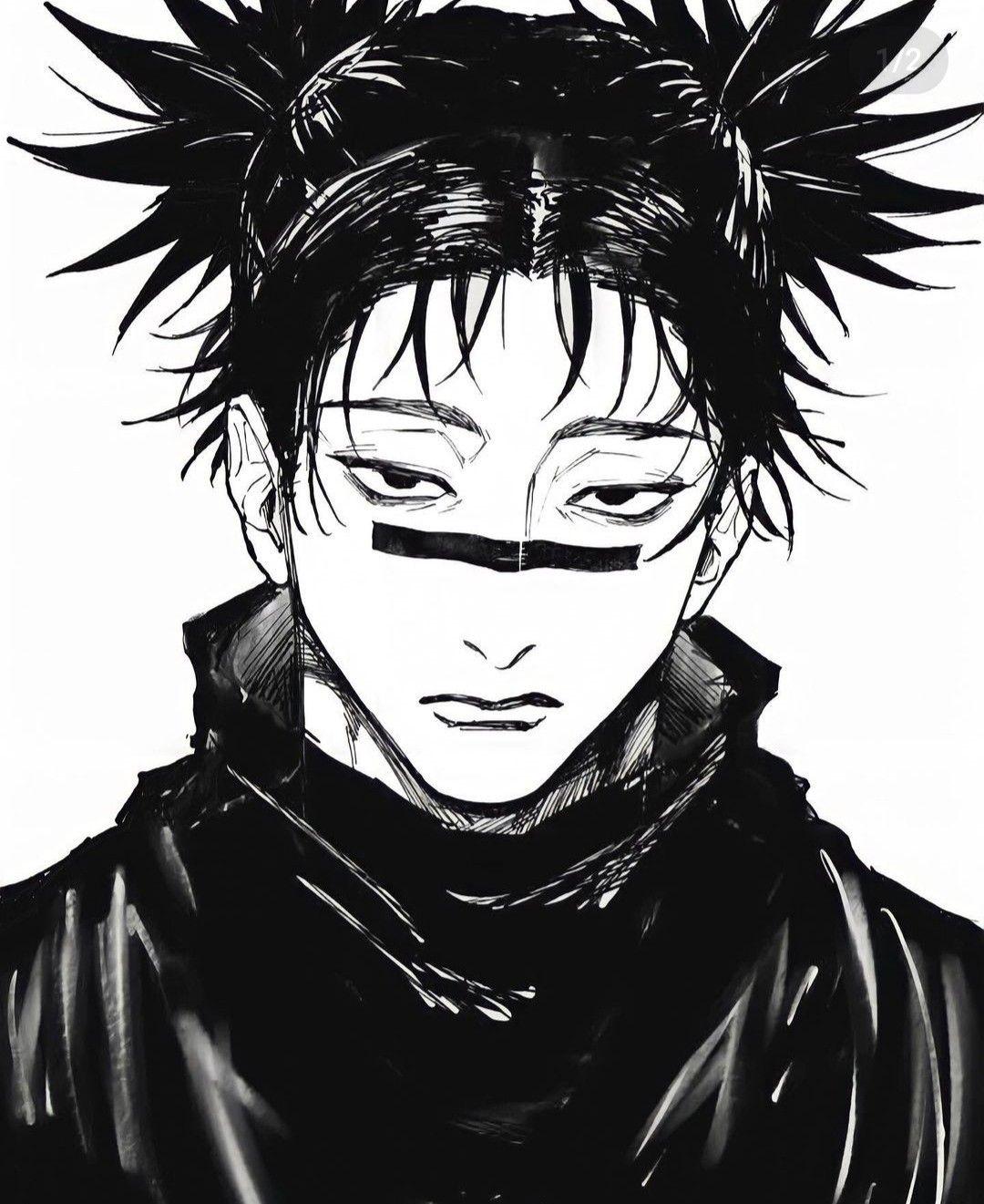 Jujutsu Kaisen Jujutsu Anime Guys Handsome Anime