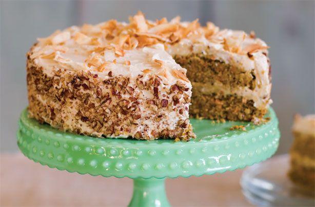 Low calorie carrot cake recipes uk