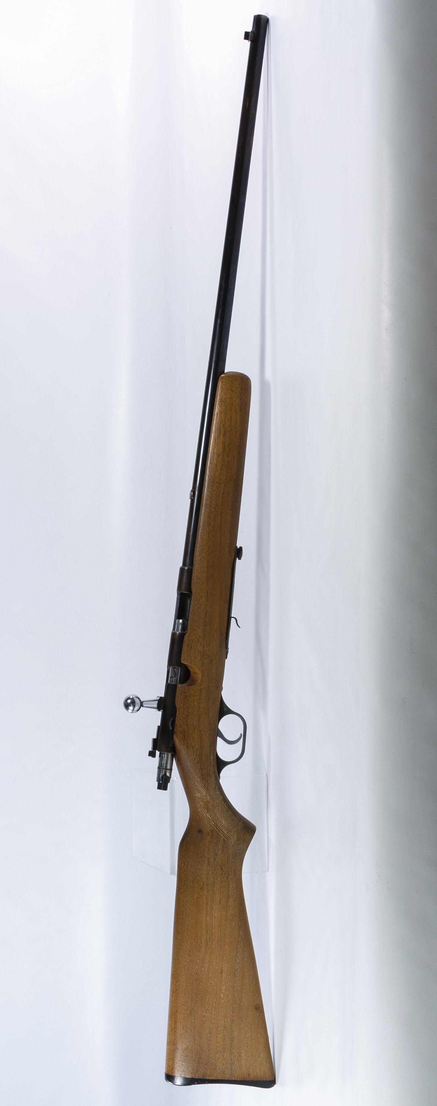 Lot 271: Savage Model 4C  22 Cal  Rifle (No Serial