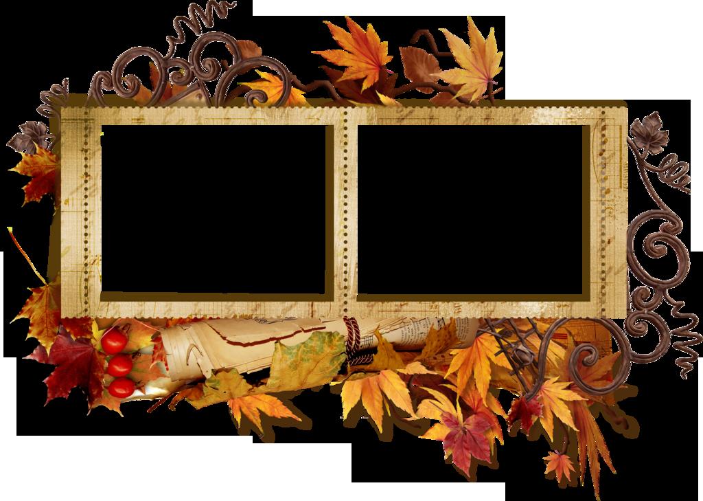 Fall Transparent Png Frame Borders And Frames Frame Romantic Frame