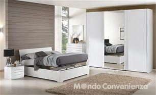 Camera Da Letto Zen Mondo Convenienza : Camera da letto eleonora mondo convenienza home ideas bedroom