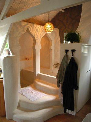 salle de bain traditionnelle au Maroc | random | Pinterest ...