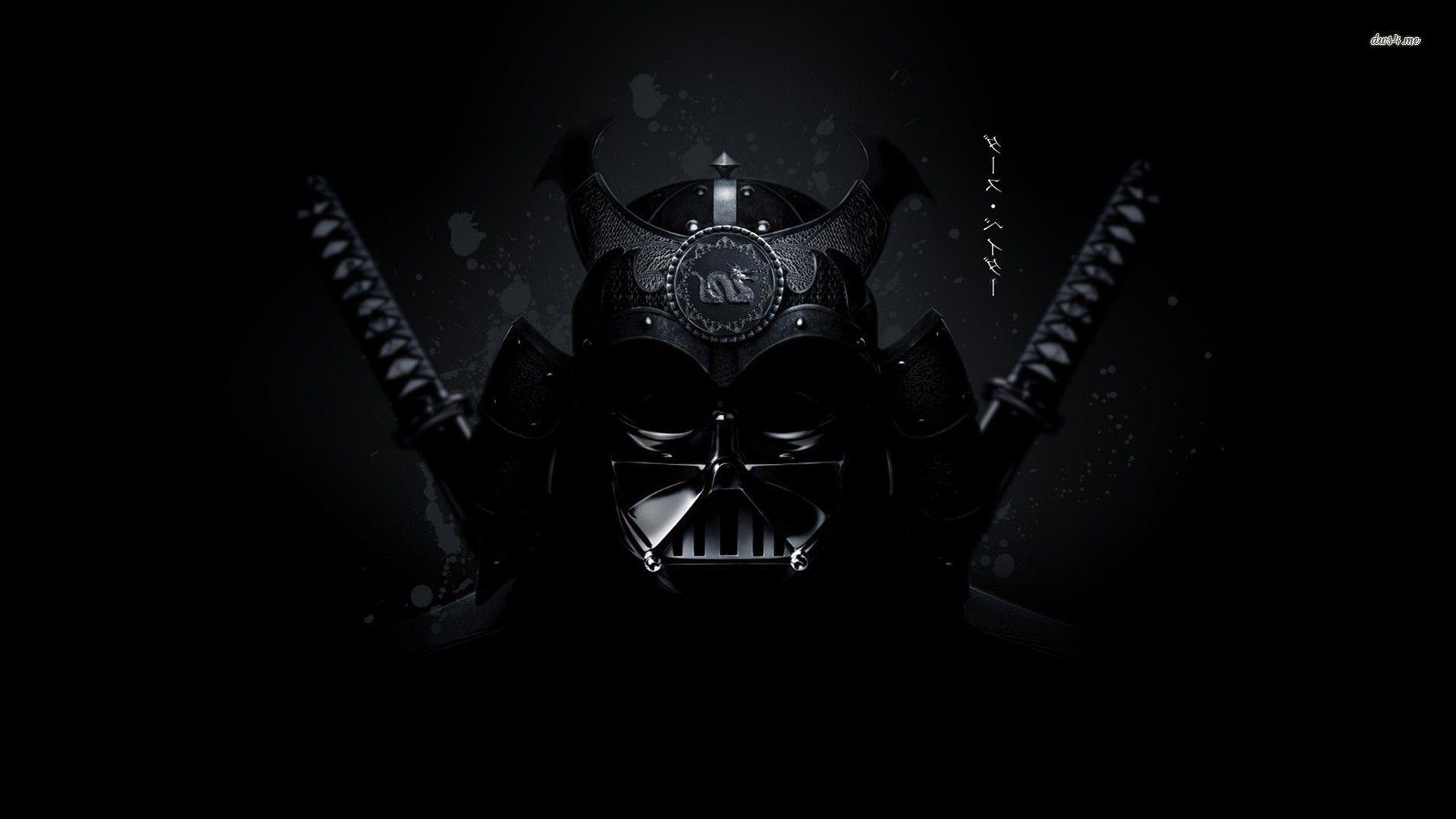 Samurai Darth Vader samurai art Pinterest Samurai