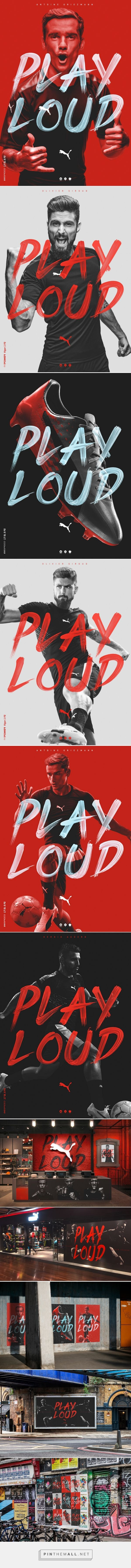 Puma Play Loud – Mindsparkle Mag… – a grouped images picture