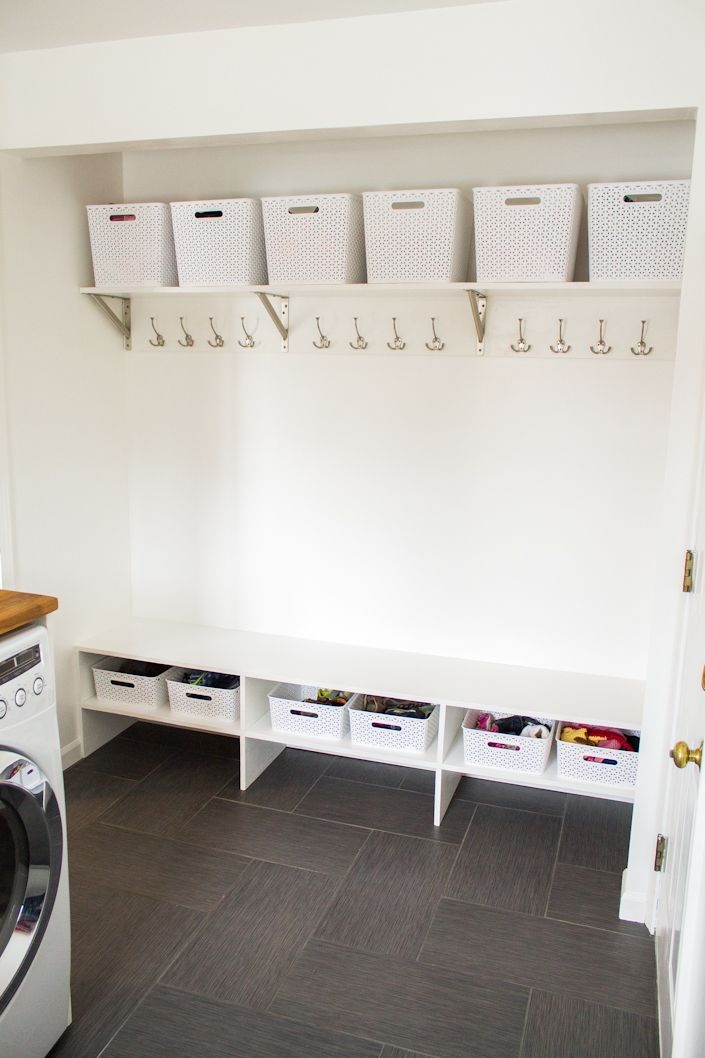 Beautiful small laundry room remodel Inexpensive doable great