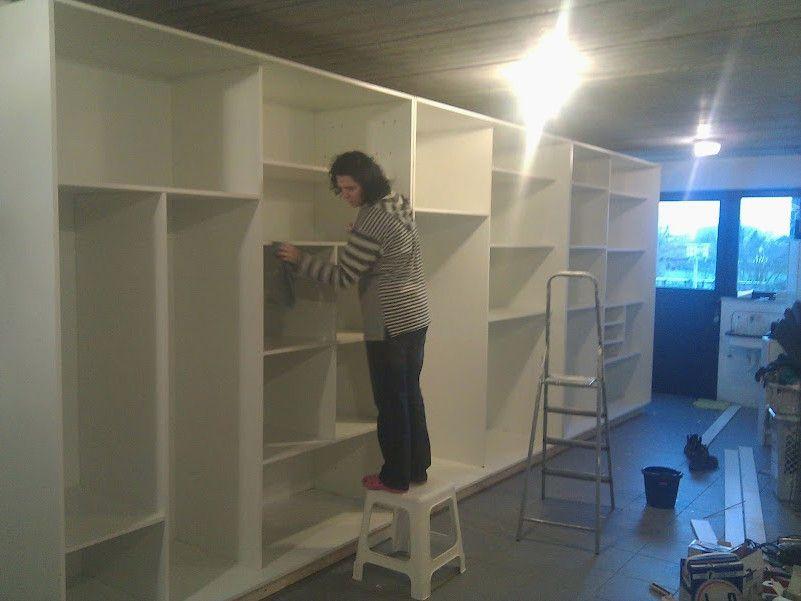 Ikea Opbergkasten Garage : Ikea opbergkasten garage elegant ikea hacking garage