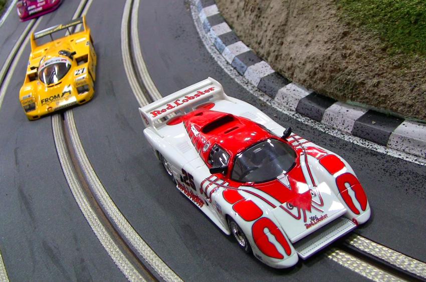 Dream Weaver Raceway Slot Mods In 2020 Slot Car Racing Tyco Slot Cars Slot Cars