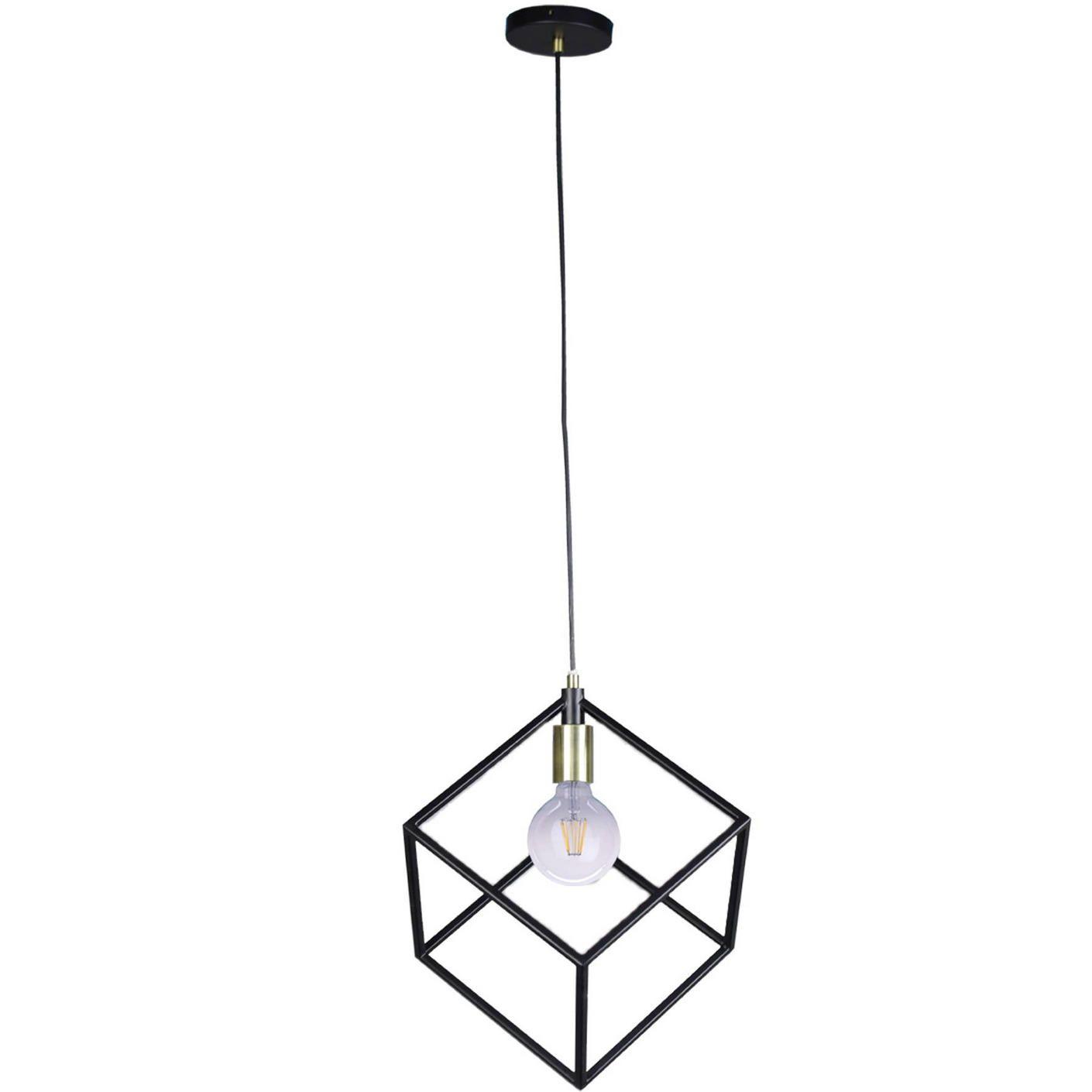Schwarz Hangelampe Hangeleuchte Hangeleuchte Lampen Und Leuchten Wurfeldesign