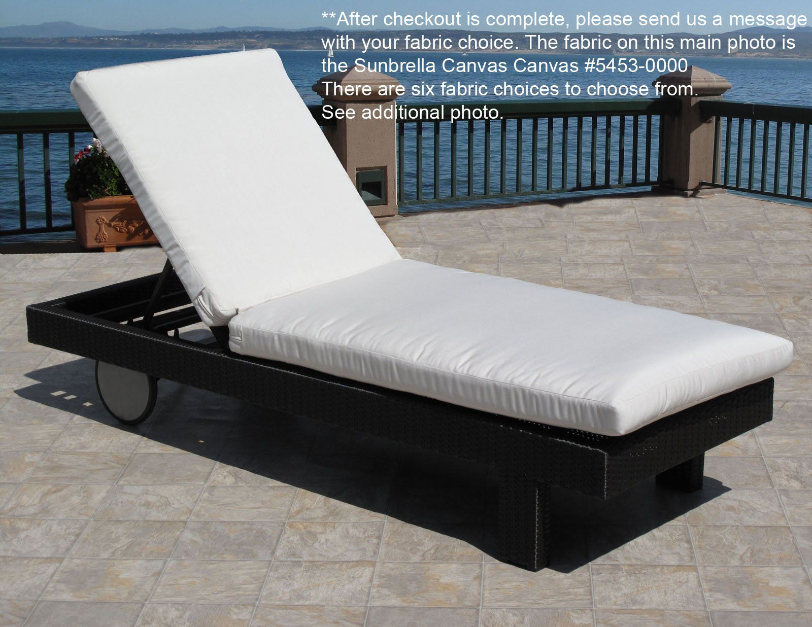 Brilliant Made In Usa Outdoor Patio Chaise Lounge Replacement Cushion Pdpeps Interior Chair Design Pdpepsorg
