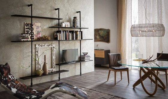 regalsysteme aufbewahrung airport cattelan italia. Black Bedroom Furniture Sets. Home Design Ideas