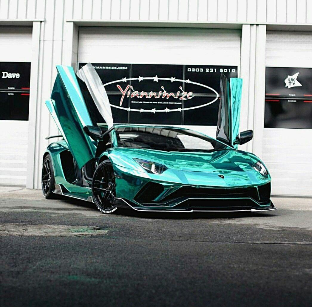 Lamborghini Aventador S By Yiannimize Z_litwhips