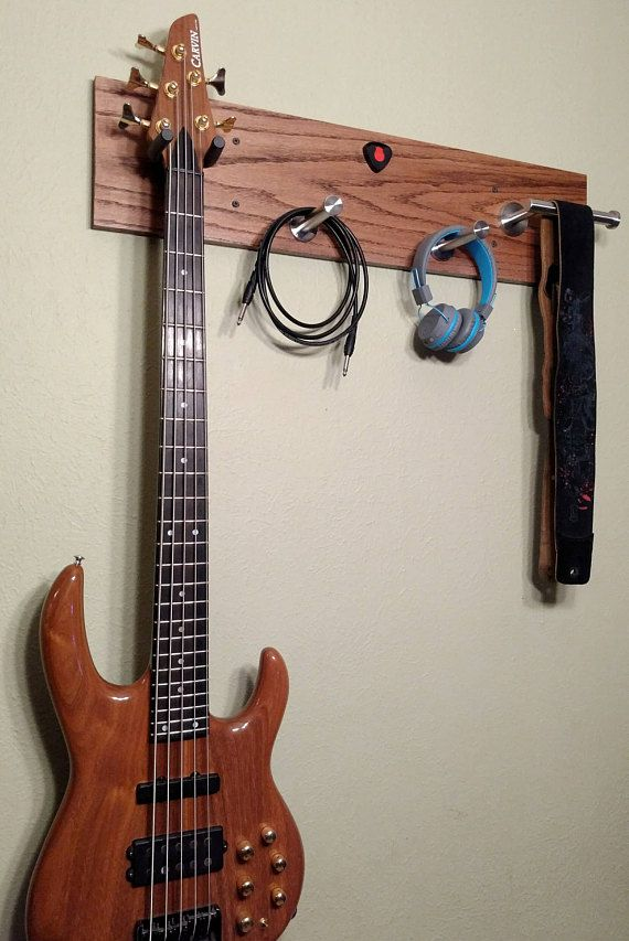 guitar wall mount guitar hanger gift for guitarists on wall hanger id=51831