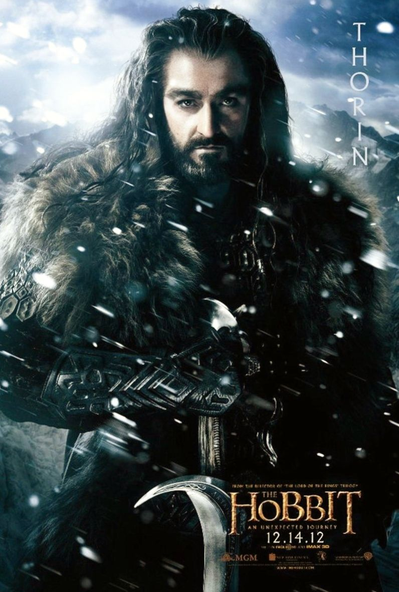 Thorin The Hobbit The hobbit thorin, The hobbit