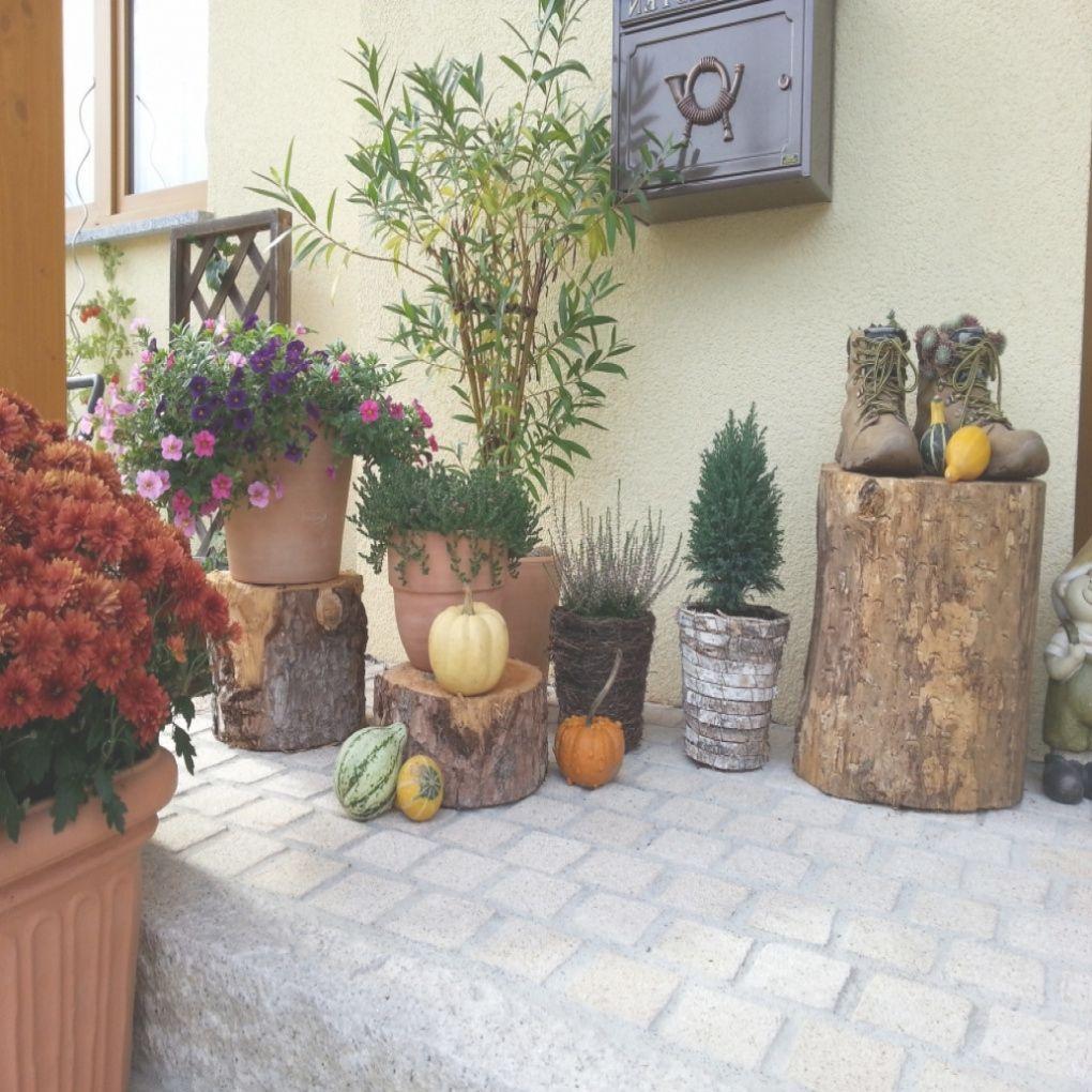 24 Inspirierend Deko Ideen Vor Der Haustür Herbst | DEKO | Garden ...