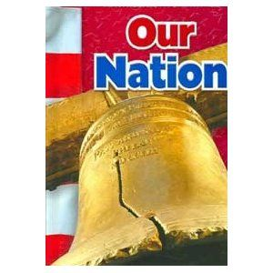 Our Nation American History Textbook Mcgraw Hill Macmillan Teachers
