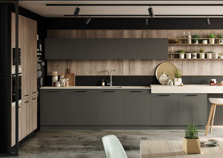 Colores Neutros Para Cocinas Equilibrio Y Armonia Diseno De