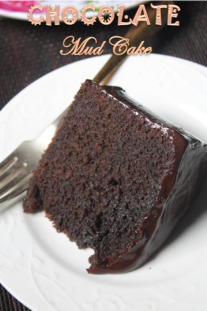 Easy Chocolate Mud Cake Recipe Bake Like A Pro