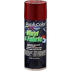 Save On Duplicolor Vinyl And Fabric Coating Burgundy 11 Oz Aerosol Hvp110 At Advance Auto Parts Buy Online Pi Fabric Spray Vinyl Fabric Fabric Spray Paint