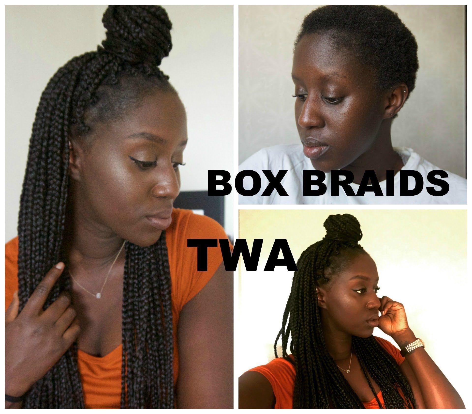 d79dd40874e983774a0ecd322bad66d7 - How Short Can Your Hair Be To Get Box Braids