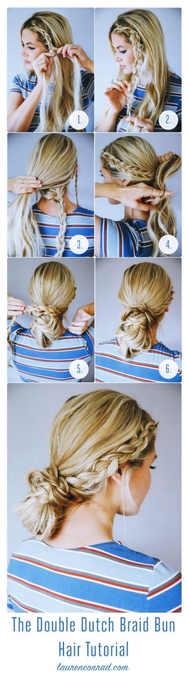 40 Self Do Hairstyles For Working Moms With Images Hair Bun