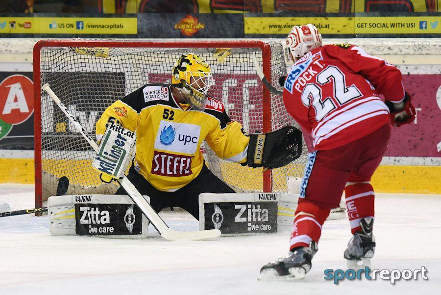 Thomas Pöck feiert Graz99ers-Debüt mit Spiel gegen Red Bull Salzburg - Sportreport