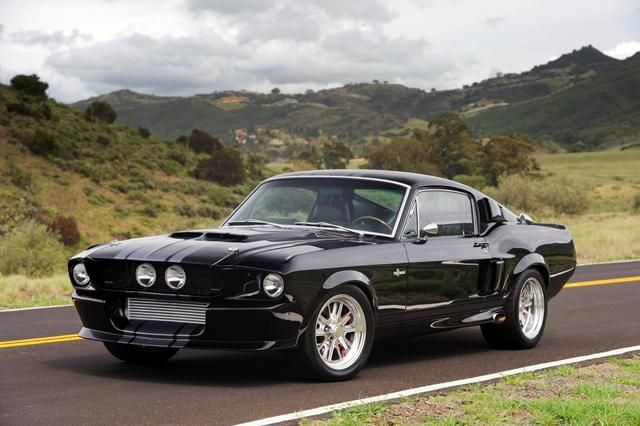 American Muscle Car  64 Ford Fairlaine ThunderboltFord Mustang