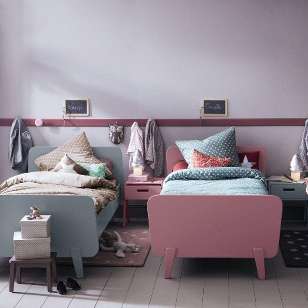 Une chambre d\'enfant pour deux | Chambre fille | Pinterest ...